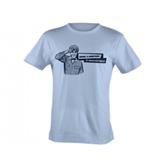 Leatherman T-shirt Blue