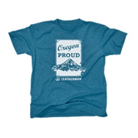 Blue Oregon Proud T-Shirt