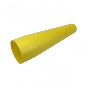 Maglite verkeerskegel Geel - voor Mag-Charger halogeen