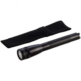 Maglite Mini LED AA Zaklamp zwart met holster