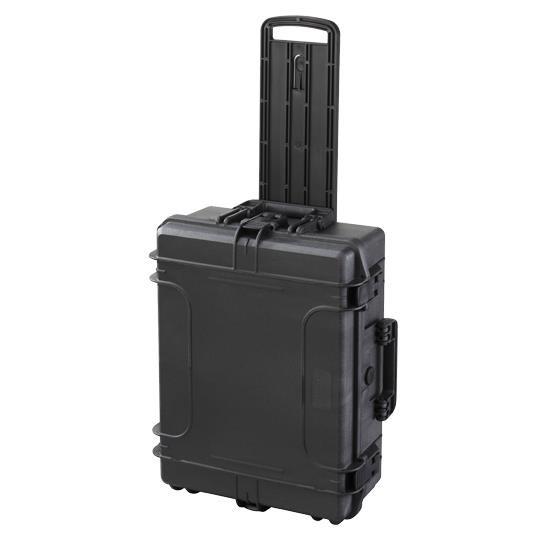 Gaffergear Case 054 zwart trolley uitvoering