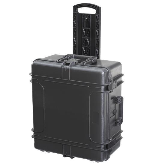 Gaffergear Case 062 zwart trolley uitvoering