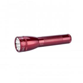 Maglite ML25LT LED zaklamp 3-Cell C - Rood