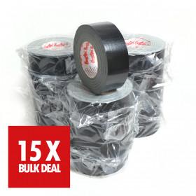 MagTape Original 50mm x 50m zwart x 15 - 15 jaar aanbieding