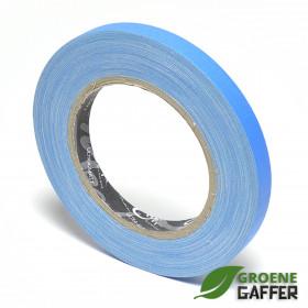 MagTape Ultra Matt Neon gaffa tape 12mm x 25m blauw