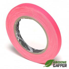 MagTape Ultra Matt Neon gaffa tape 12mm x 25m roze