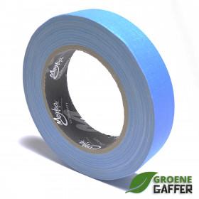 MagTape Ultra Matt Neon gaffa tape 25mm x 25m blauw