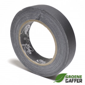 MagTape Ultra Matt gaffa tape 25mm x 25m zwart
