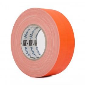 MagTape XTRA neon gaffa tape 50mm x 50m oranje