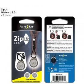 Nite Ize ZipLit 2 x Led lampje