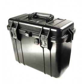 Peli 1430 Case Zwart dicht