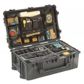 Peli 1650 Case Zwart