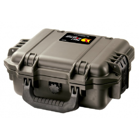 Peli Case 1200 GP1 voor 1 Go Pro camera dicht