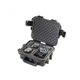 Peli Case 1200 GP2 voor 2 Go Pro camera's