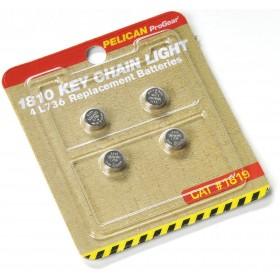 peli 1810 key chain light batterij