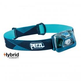 Petzl Tikka hoofdlamp blauw