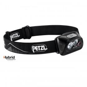 Petzl Actik hoofdlamp zwart