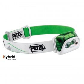 Petzl Actik hoofdlamp groen
