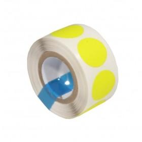 Pro-Gaff Dot 19mm - 100 stuks geel