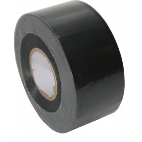 RL-7 PVC soft(vloer)tape 38mm. x 33m. Zwart