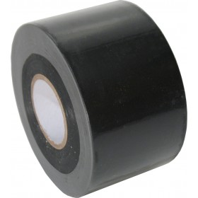 RL-7 PVC soft(vloer)tape 50mm. x 33m. Zwart