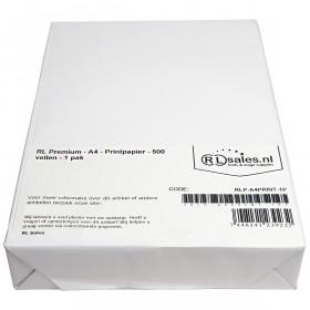 RL Premium - A4 - Printpapier - 500 vellen - 1 pak - verpaking