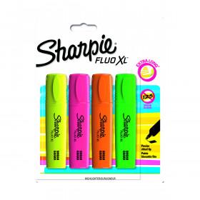 Sharpie Markeerstift XL - set van 4 stuks - voor