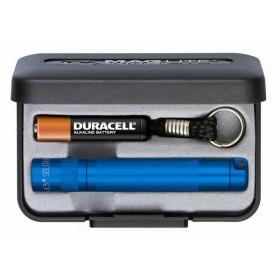 Maglite Solitaire giftbox blauw