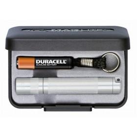 Maglite Solitaire giftbox zilver