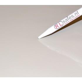StudioTak 200 serie 175µm lage kleefkracht 1220mm x 50m hoogglans grijs