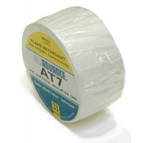 Advance AT-7 PVC tape 38mm. x 33m. Wit