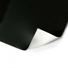 Two Stage dubbelzijdige dansvloer 2m x 15m zwart / wit
