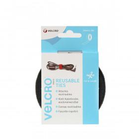 VELCRO® ONE-WRAP® klittenband - back to back - 10mm x 5m