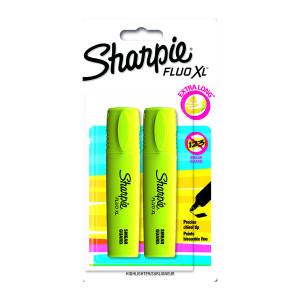 Sharpie Markeerstift XL - set van 2 stuks - voor