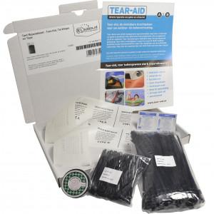 Tent Reparatieset - Tear-Aid, Tie Wraps en Tape - totaal