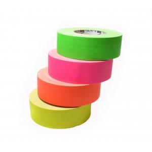 MagTape XTRA neon gaffa tape 50mm x 50m kleurenpakket