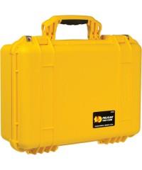 Peli Case 1500 Geel staand