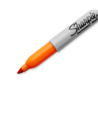 Sharpie permanent marker Neon Oranje