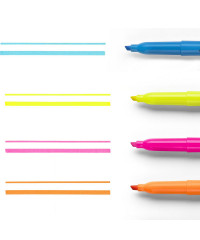 Sharpie Markeerstift Highlighter - set van 8 stuks - test