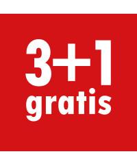 3 + 1 GRATIS