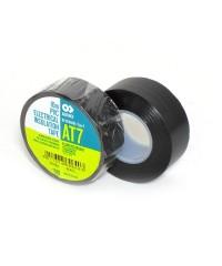 Advance AT-7 PVC tape 19mm x 10m zwart