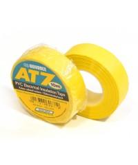 Advance AT7 PVC tape 15mm x 10m geel