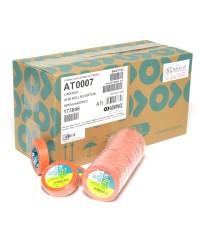 Advance AT7 PVC tape 15mm x 10m oranje - doos 100 rollen