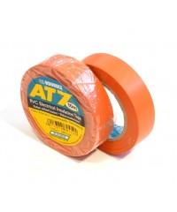 Advance AT7 PVC tape 15mm x 10m oranje