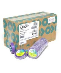 Advance AT7 PVC tape 15mm x 10m paars - doos 100 rollen