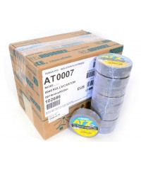 Advance AT-7 PVC tape 19mm. x 20m. Grijs doos