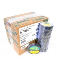 Advance AT-7 PVC tape 19mm. x 20m. Zwart doos