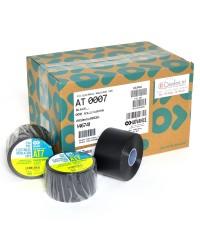 Advance AT7 PVC tape 50mm x 33m zwart - doos 18 rollen