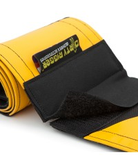 Dirty Rigger Carper Crawler 1 m geel / zwart