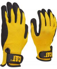 CAT String Knit handschoenen – Extra grip - L - buitenkant